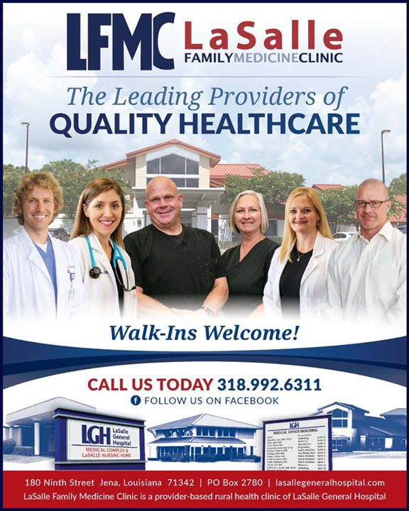 Come see us today! Dr. Erickson is in the office 8am-12 noon Call 992-6311