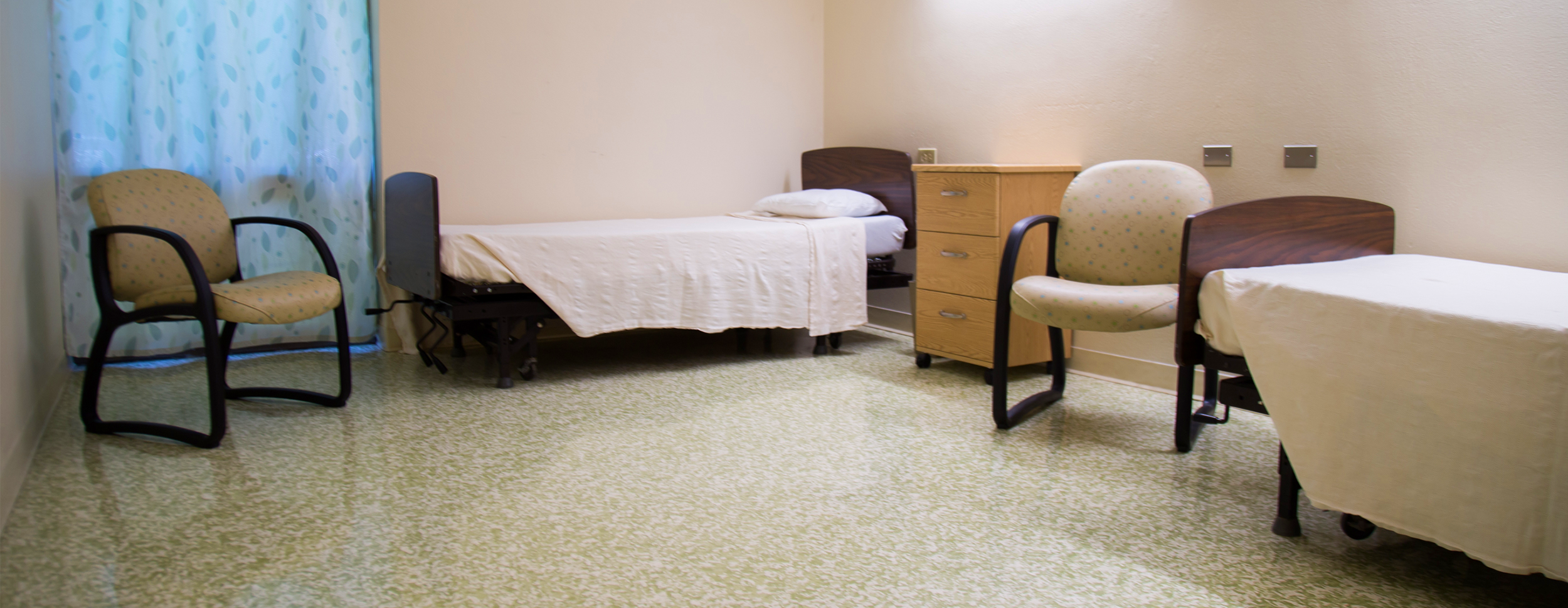 Senior Behavioral Health Unit - Room